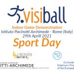 2021-04-29 VisiBall - Sport Day Rome - Video - Heading